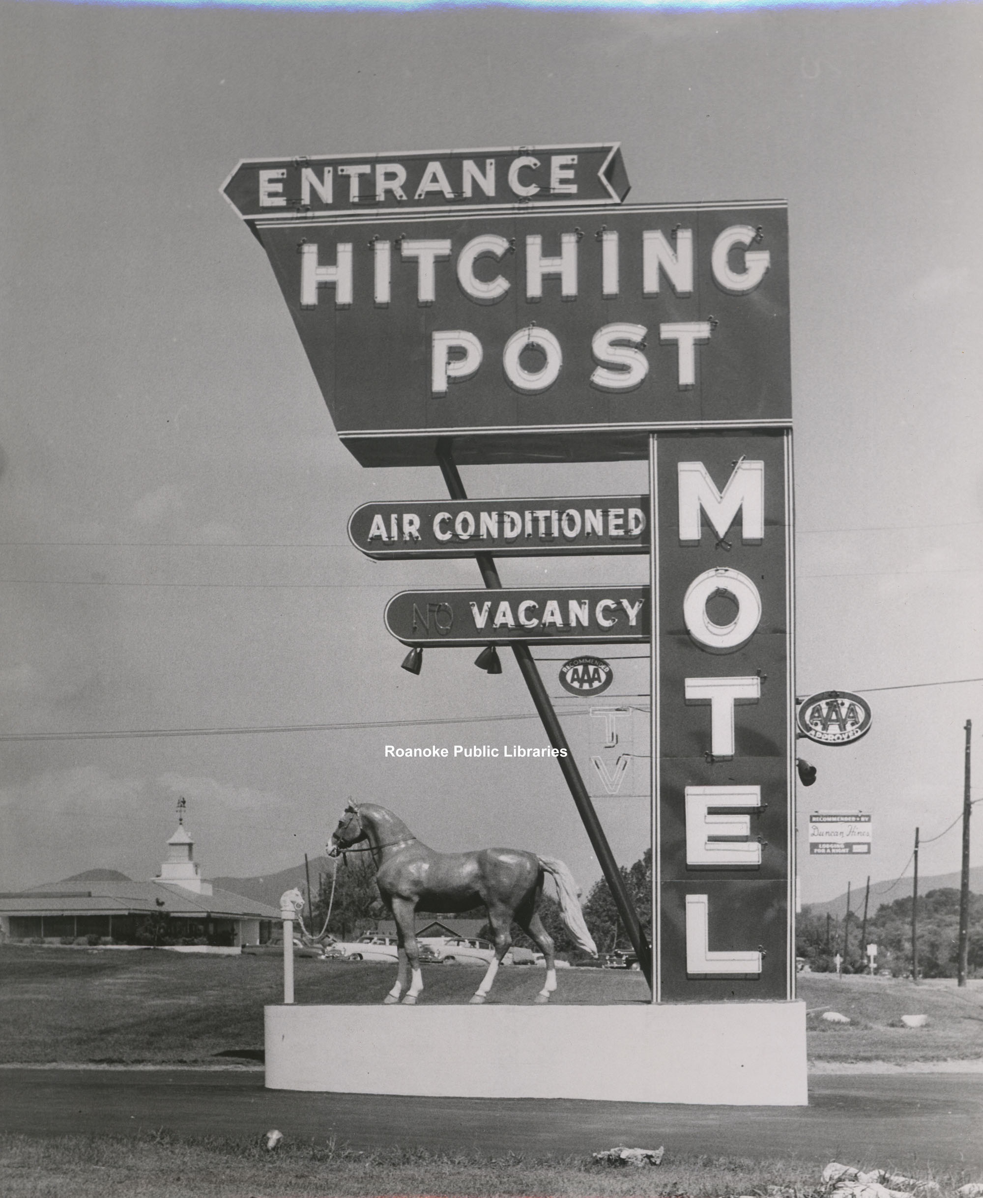 Davis 16.731 Hitching Post Motel · Virginia Room Digital