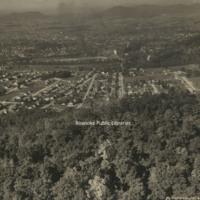 Underwood 7 Roanoke from Stone Mountain