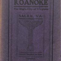 Roanoke: The Magic City of Virginia