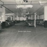 MP 3.9 Hotel Roanoke Garage
