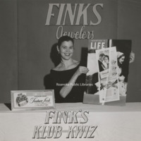 MP 5.32 Finks Advertisement