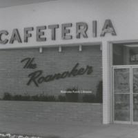 MP 9.1 Roanoker Cafeteria Sign<br /><br />