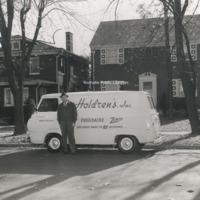 MP 10.0 Holdren's Service Van