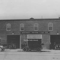 MPO 30 Roanoke Motor Car Company
