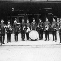RNRV40 Eagles Band
