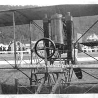 RAC8 First Flight