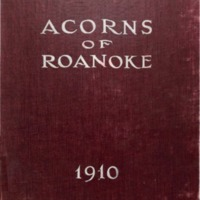 Acorns of Roanoke 1910