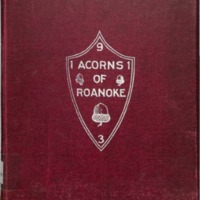 Acorns of Roanoke 1913
