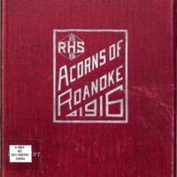 Acorns of Roanoke 1916
