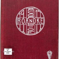 Acorns of Roanoke 1917