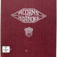 Acorns of Roanoke 1918