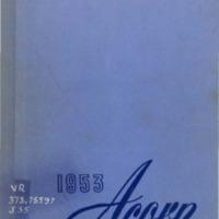 The Acorn 1953
