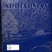 The Addisonian 1948