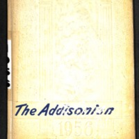 The Addisonian 1956