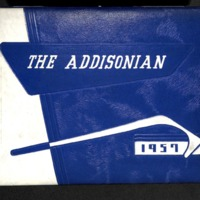 The Addisonian 1957