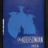 The Addisonian 1958
