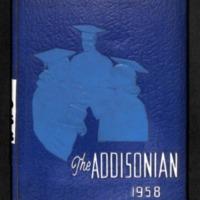 The Addisonian 1958