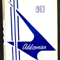The Addisonian 1963