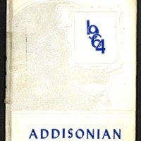 The Addisonian 1964
