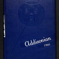 The Addisonian 1966