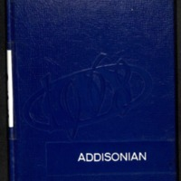 The Addisonian 1968
