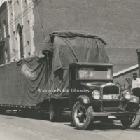 CPC 57 Freight Truck