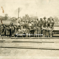GB16 African American Railroad Workers