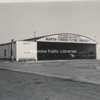 IRB 28 Hangar 1