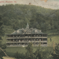 PC 115.0 Roanoke Hospital