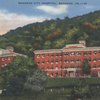 PC 115.1 Roanoke Memorial