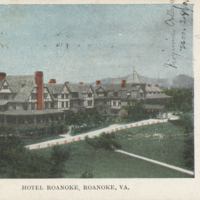 PC 116.8310 Hotel Roanoke