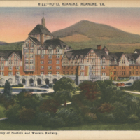 PC 116.8311 Hotel Roanoke