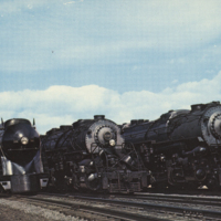 PC 122.12 N&W Engines