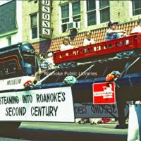 Creasy20 Centennial Parade