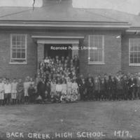 BM 043 Back Creek School