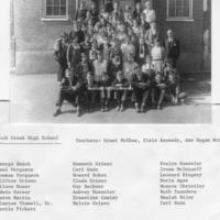 BM 061 Back Creek High School