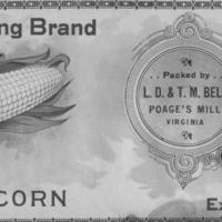 BM 115 Bell Label