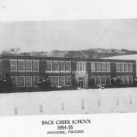 BM 125 Back Creek Elementary
