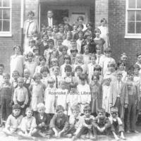 BM 127 Back Creek School