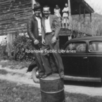 BM 148 Clarence Altis and Robert Carroll