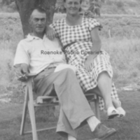 BM 160 Ed and Viola Sloan
