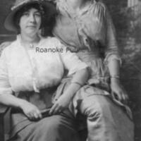 BM 184 Emily Bohon and Bessie Brown