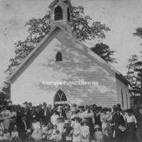 BM 235 Cave Spring Baptist