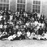 BM 005 Back Creek School