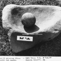 BM 273 Griding Stone