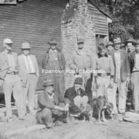 BM 337 Bent Mountain Hunting Club