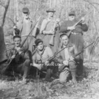 BM 357 Bent Mountain Hunting Club