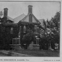 SR106 J.C. Langhorne Home
