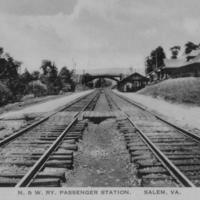 SR111 N&W Passenger Station