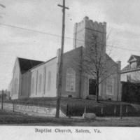SR127 Baptist Church